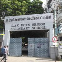 D.A.V. Boys Senior Secondary School, Gopalapuram, Chennai