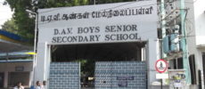 D.A.V. Boys Senior Secondary School, Gopalapuram, Chennai